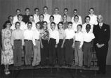 Irving Junior High boys choir