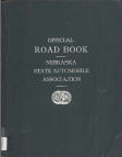 Official road book of the Nebraska State Automobile Association