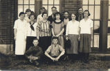 Junior Class, Eagle High, 1923