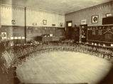 Kindergarten room, Whittier Elementary School