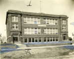Exterior view, Longfellow School