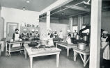 General kitchen, Girls' Industrial School, Geneva, Nebraska