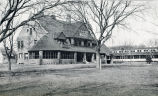 Nurses' Home and West Wing of the Pavilion, Hospital for Tuberculous, Kearney