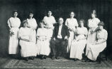Class of 1915, Nebraska School for the Deaf, Omaha