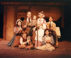 "Cratchit family from ""A Christmas Carol"""