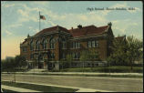 High School, South Omaha, Nebr.
