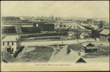 Partial view of stock yards, South Omaha