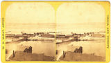 Missouri River flood of 1881, Douglas between 7th and 8th Streets