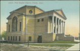First Baptist Church, Omaha, Nebr.