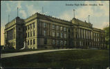 Omaha High School, Omaha, Neb.