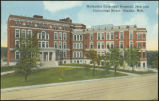 Methodist Episcopal Hospital, 36th and Cummings Street, Omaha, Neb.