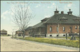 Non. com. officers quarters, Fire station, Guard house, Fort Crook, Neb.