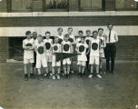 Track team, Castelar School
